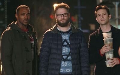 Seth Rogen a Joseph Gordon-Levitt nám v bláznivej komédii ukážu, ako sa baviť na Štedrý večer