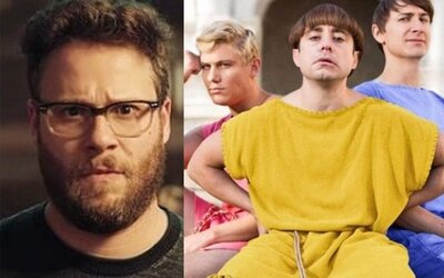 Seth Rogen chystá americkú verziu britského komediálneho seriálu Plebs, ktorý sa odohráva v starovekom Ríme