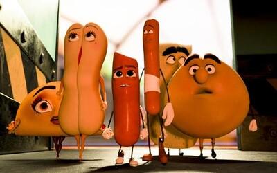 Seth Rogen plánuje kromě pokračovaní Sausage Party i další nechutné animáky s ratingem R