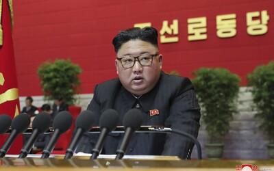 Severní Korea odpálila dvě řízené střely do japonského moře