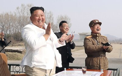 Severní Korea vyhodila do vzduchu budovu styčného úřadu s jihem, armáda je prý v pohotovosti