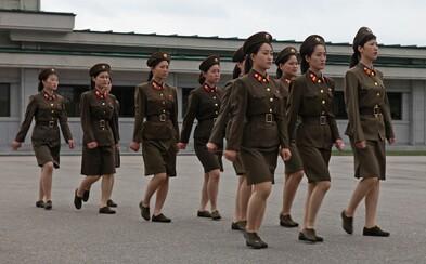 Severokórejčanky miestni muži zneužívajú ako sexuálne hračky. Obťažujú ich kedykoľvek sa im zachce