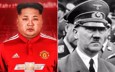 Severokorejský diktátor je náruživým fanouškem Manchesteru United. Komu ale fandil Hitler a další obávaní vůdci?