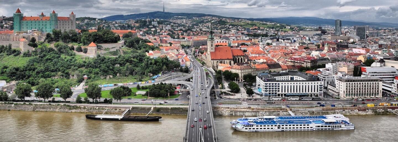 Sex na verejnosti v Bratislave? Stránka ponúka tipy od ľudí, ktorí vedia, kde si zasúložiť bez starostí aj mimo domova