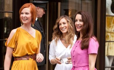 Sex ve městě a Gossip Girls dostanou na HBO Max nové díly