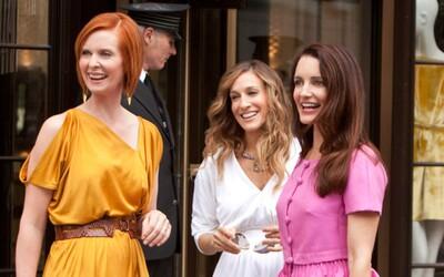 Sex v meste a Gossip Girls dostanú na HBO Max nové diely