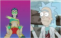 Sex ve třech, cestování časem a skvělé sci-fi nápady zdobí první epizodu 5. série Ricka a Mortyho