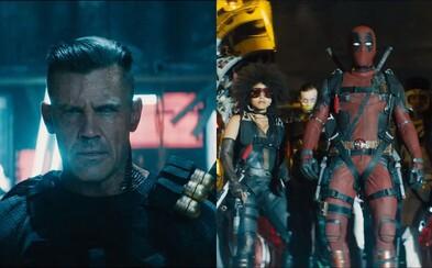 Sexi hrdinky, nasratý Cable a šialený Deadpool. Užite si úžasný trailer pre pokračovanie jednej z najlepších komédií vôbec