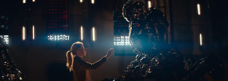Sexi sci-fi o robotoch, ktoré sa vzbúria a začnú likvidovať ľudstvo v kalužiach krvi