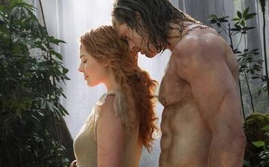 Sexica Margot Robbie je Tarzanova Jane! Režisér Harryho Pottera chystá novým film s najväčším mužom džungle