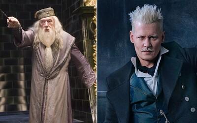 Sexuálny vzťah Dumbledora a Grindelwalda kritizujú fanúšikovia na sociálnych sieťach. Vyhlásenia J. K. Rowling nepotešili každého