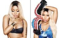 Sexy Nicki Minaj zdobí najnovšie číslo magazínu, v ktorom opäť neváhala odhaliť svoje telo