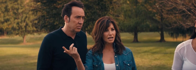 Sexy psychopatka a manipulátorka sa v traileri psychologického thrilleru rozhodne zničiť rodinu a manželstvo Nicolasa Cagea