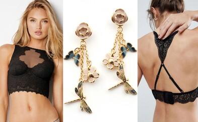 Sexy spodná bielizeň, luxusné šperky alebo štýlové tenisky. Vybrali sme pre tvoju priateľku valentínske darčeky pod 100 €