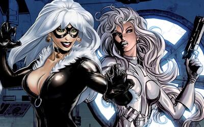 Sexy spojenkyně Spidermana Silver Sable a Black Cat dostanou prostor v plánovaném filmu od Sony
