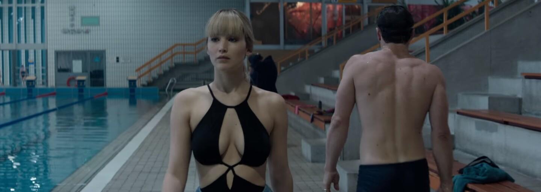 Sexy thriller s hříšnou Jennifer Lawrence nebude pro mladistvé! Red Sparrow získává rating R