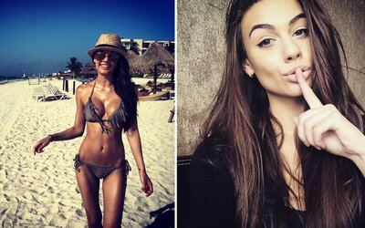 Seznamte se s Karolínou Mikovou, kráskou zpod Tater, která vás okouzlí nejen svým vzhledem