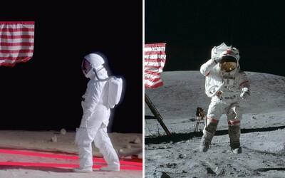Sfalšovať pristátie na Mesiaci by bolo omnoho náročnejšie, než tam pristáť. Falošné fotky v tej dobe ani nebolo možné vytvoriť