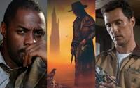 Sfilmovaná séria Temnej veže od Stephena Kinga obsadzuje Idrisa Elbu a Matthewa McConaugheyho!