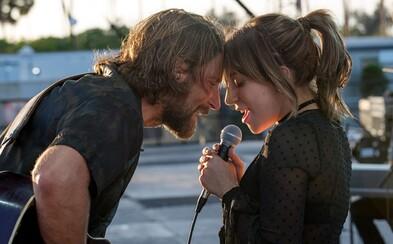 Shallow na Oscarech naživo! Během galavečera vystoupí všichni nominovaní na nejlepší skladbu roku