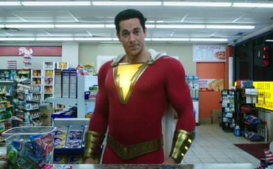 Shazam! je podľa prvých reakcií obrovským hitom plným humoru a skvelých postáv