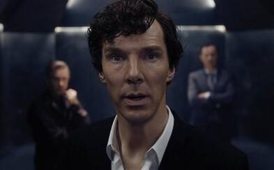 Sherlock vo finálnom traileri pre 4. sériu odkrýva svoje najväčšie tajomstvo
