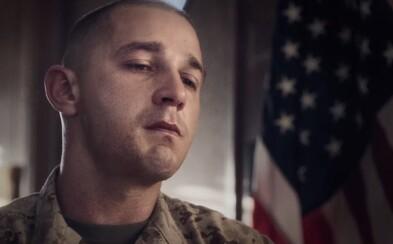 Shia LaBeouf bojuje v traileri pre drámu Man Down s posttraumatickým syndrómom vojaka, ktorý prežil v Afganistane peklo