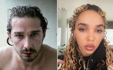 Shia LaBeouf přítelkyni údajně zakazoval, aby se dívala jiným mužům do očí