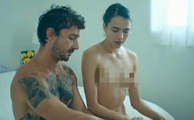 Shia LaBeouf se s hereckou partnerkou oddává erotickým hrám plným vášně