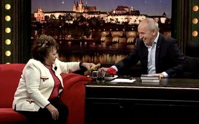 Show Jana Krause: Je to nádherný! Konečně mám uklizený všechny šuplíky, říká Bohdalová o koronaviru