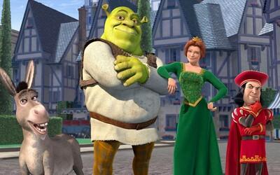 Shrek oslavil 18. narozeniny