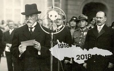 Shrnutí událostí 28. října: Jak vznikal stát Československý?