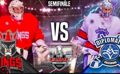 Si fanúšikom hokeja a rád podporíš mladé talenty? V pondelok vypukne semifinálové derby bratislavských rivalov