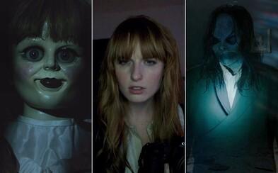 Si milovník hororov a dokážeš spoznať film na základe jeho desivých scén? (Kvíz)