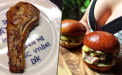Si milovníkom foodporna? Ak si ešte neklikol na Instagram profil šikovného Slováka, nevieš čo je ozajstná pastva pre oči