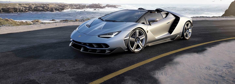 Šialené Lamborghini Centenario zhodilo strechu. Všetkých dvadsať 770-koňových kusov je predaných