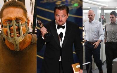 Šialenú oscarovú noc ovládol Mad Max, DiCaprio získal prvého Oscara a hviezdil aj The Revenant so Spotlight