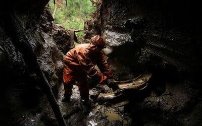 Sibírski dedinčania vyhľadávajú nezvyčajné biele zlato vo forme mamutích klov, po ktorých prahnú mnohí boháči