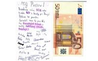 Siedmaci zo základnej školy poslali obetiam prešovského paneláku 50 eur. Celkovo Slováci vyzbierali 4,5 milióna €