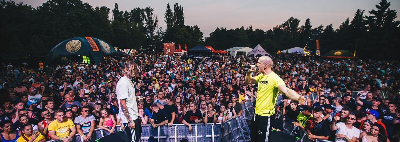 Siedmy ročník Hip Hop Žije bol plný exkluzívnych momentov. Najväčší rapový festival na Slovensku potvrdzuje dominanciu (Report)