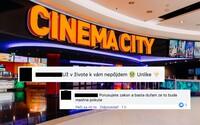 Sieť kín Cinema City v Bratislave ignoruje zákaz o premietaní pre koronavírus. Zaoberajú sa tým už aj úrady