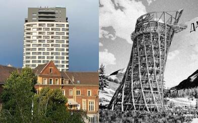 Šikmá veža v Tatrách aj mrakodrap na Šancovej. Toto sú najhoršie stavby uplynulého roka