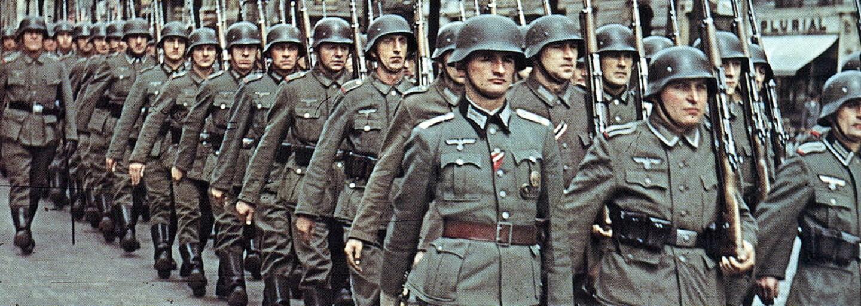 Síla nacistické armády tkvěla v pervitinu. Zdrogovaní vojáci Třetí říše dokázali bojovat od rána do večera