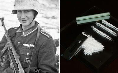 Sila nacistickej armády tkvela v pervitíne. Nadrogovaní vojaci Tretej ríše dokázali bojovať od rána do večera