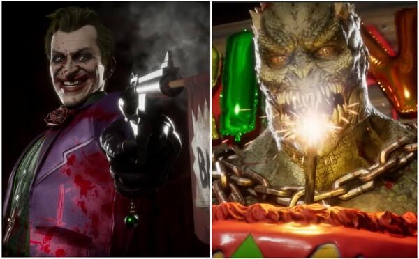 Šialený Joker vraždí bojovníkov v traileri pre Mortal Kombat 11. Už čoskoro za neho budeš vedieť hrať