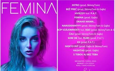 Sima bude mať na albume Ega, Pouličného autora tónov aj Fejbs. Na svoje si však prídu hlavne fanúšikovia cyklamenovej farby