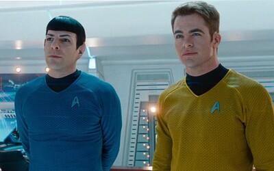 Simon Pegg už pracuje na scenári pre Star Trek 4