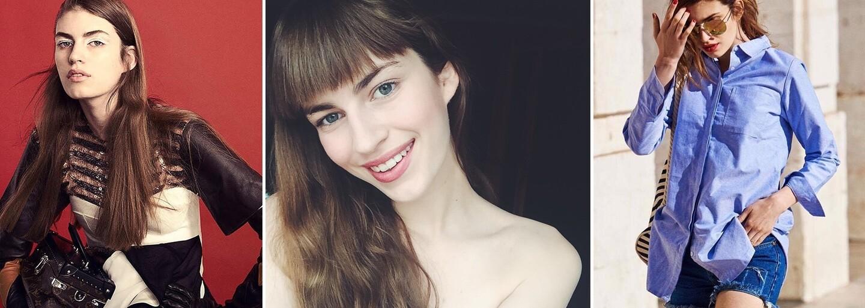 Simona má len 19 rokov a už sa objavila v magazíne Vogue. Cestuje po svete a robí prácu, ktorá ju baví (Rozhovor)