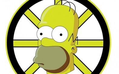 Simpsonovci ovládli logá NHL