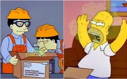 Simpsonovci podľa internetu predpovedali koronavírus už v roku 1993. Infikovaný balík z Ázie nakazil celý Springfield